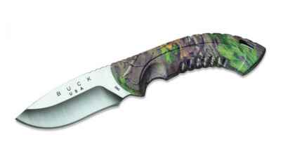 Omni Hunter 10 PT Knife - Camo Handle