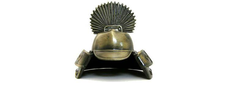 Samurai Mini Helmet