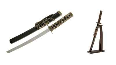 Mini Samurai Sword Letter Opener