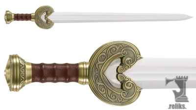 Herugrim - The Sword of King Theoden