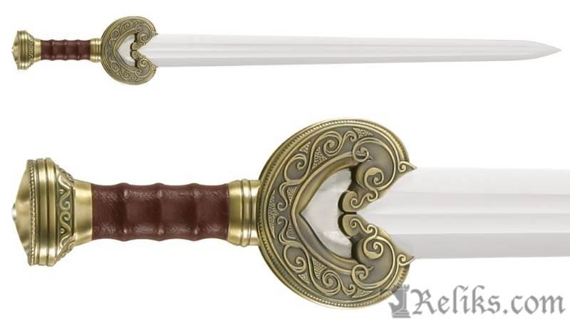 Herugrim - The Sword of King Theoden
