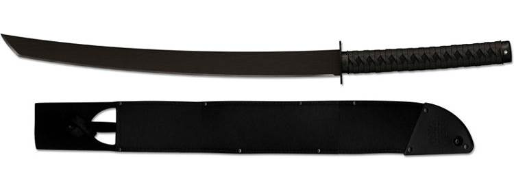 Tactical Katana Machete