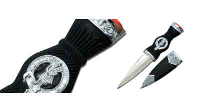 Scottish Piper Sgian Dubh