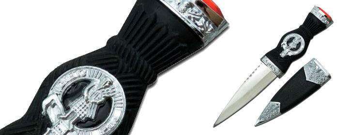 Scottish Piper Sgian Dubh - KS-5845PS -