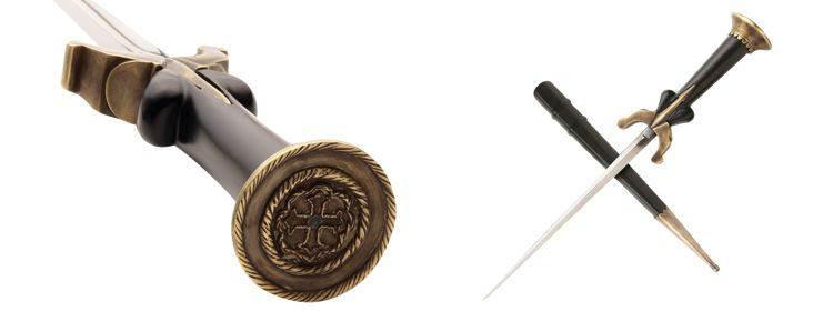 Italian Ballock Dagger