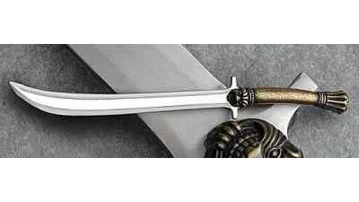 Conan Miniature Valeria's Sword Letter Opener