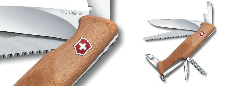 RangerWood 55 - 0.9561.63US2 - Victorinox Swiss Army