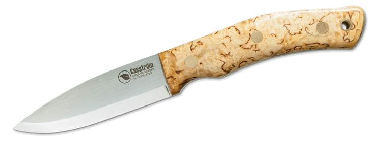 No.10 Curly Birch Knife