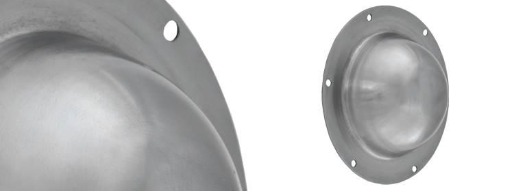 Hemispherical Steel Shield Boss - AB0129 - Get Dressed For Battle