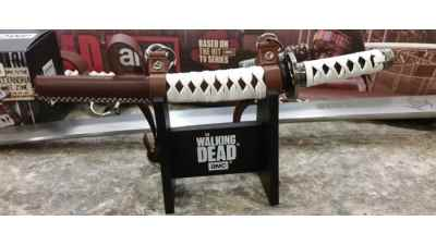 The Walking Dead Katana Letter Opener