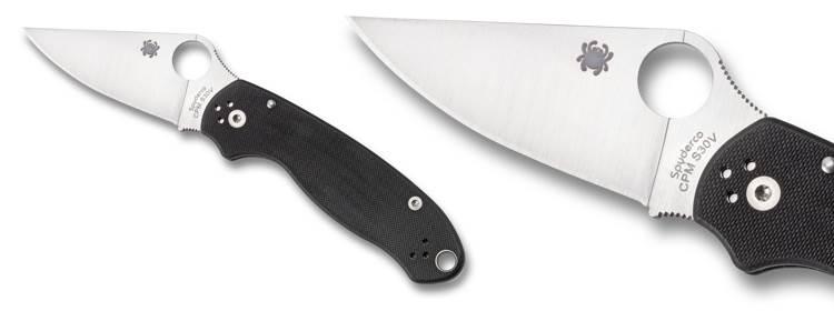 Para™ 3 Knife - C223GP - Spyderco Knives