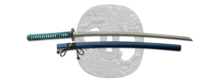 War Horse Katana - SD35350 - Dragon King