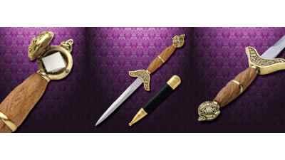 Secret Love Dagger