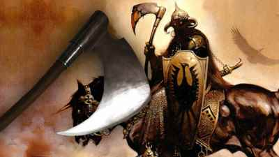 Death Dealer Collector�s Edition Axe