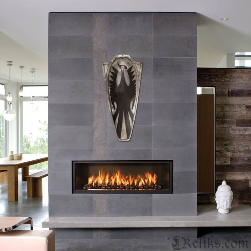 homesaver mantle shield ideas heat fireplace mantel