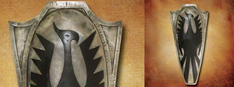 Frank Frazetta Death Dealer Signature Edition Shield - 888802 - Windlass Steelcrafts