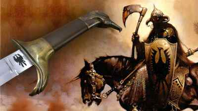 Frank Frazetta Death Dealer Signature Edition Sword