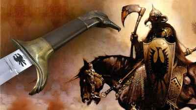 Death Dealer Collector's Edition Sword