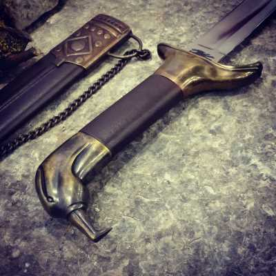 Death Dealer Collectors Edition Sword