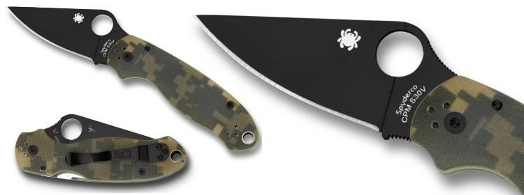 Para 3 Digital Camo Black Blade