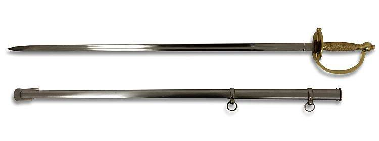 1840 NCO Officers Sword - 500350 - Windlass Steelcrafts
