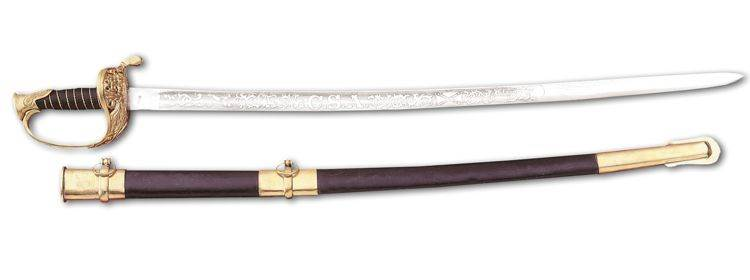 Confederate Staff & Field Officer's Sword