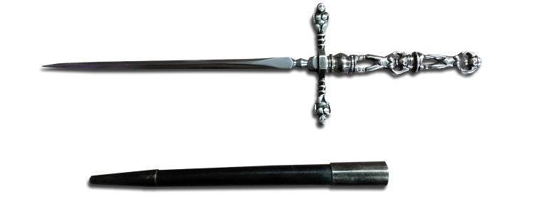 Italian Courter Stiletto Dagger