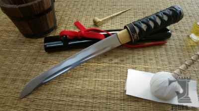 Forged Samurai Tanto