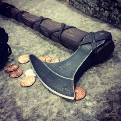 The Axe Of Ragnar Lothbrok