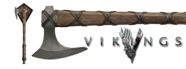 The Axe Of Ragnar Lothbrok - SH8000 -