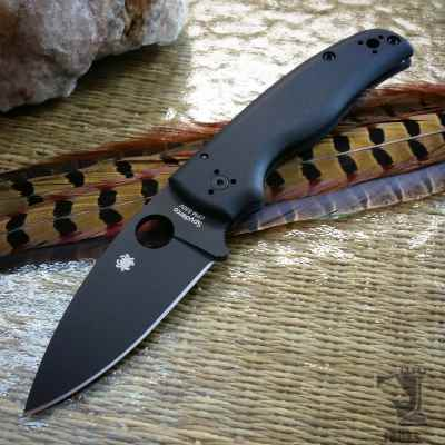 Shaman Knife - Black Blade