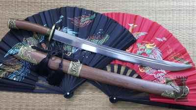 Qing Dynasty Broadsword