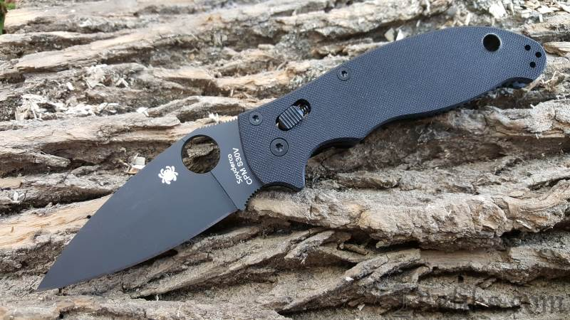 Manix 2 Knife- Black Blade