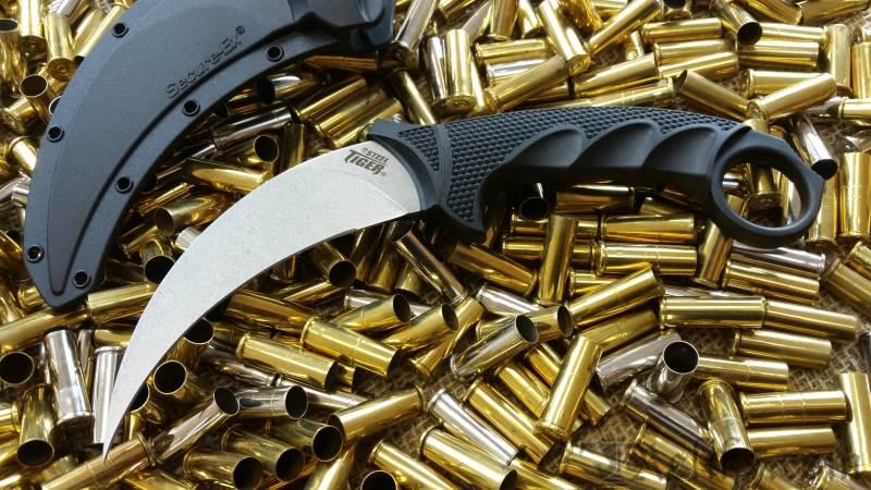 Steel Tiger Knife
