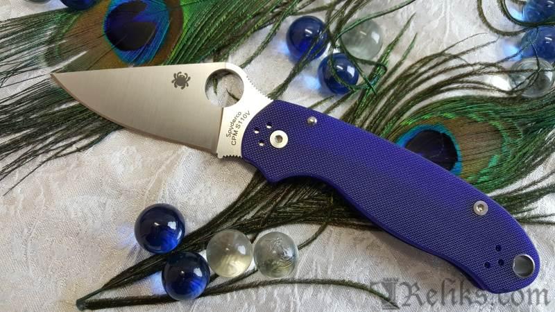 Para 3 Knife - Midnight Blue