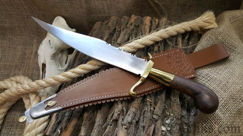 Mexican Bowie Knife