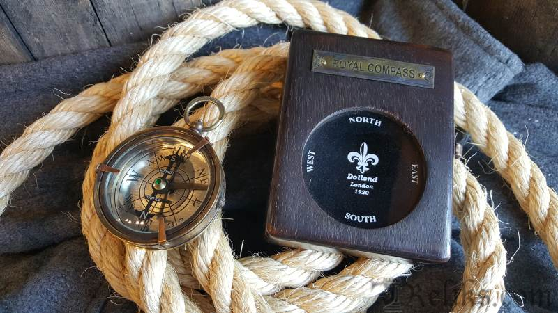 Royal Navy Compass 1920