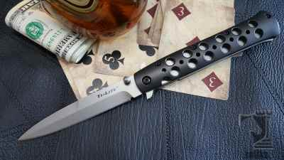 4 TiLite Knife