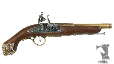 Replica Flintlock Pistol