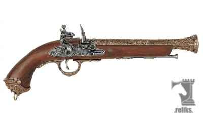 Flintlock Pirate Pistol