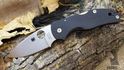 Native 5 G10 Knife