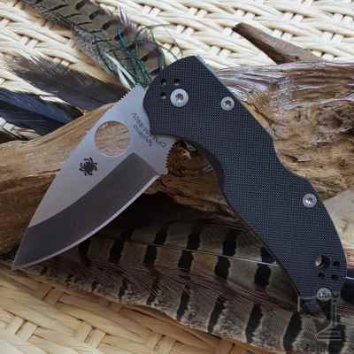 Limited Edition Native 5 Knife