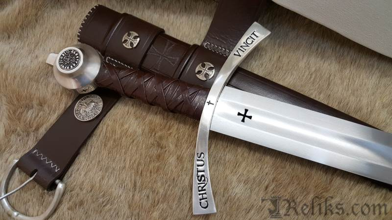 Faithkeeper - Sword of the Knights Templar