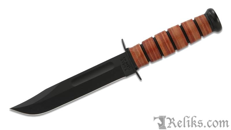 Single Mark KA-BAR Knife
