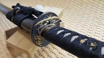 Bamboo Katana