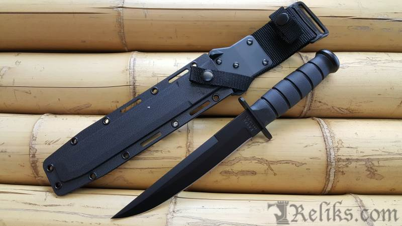 Modified Tanto Knife