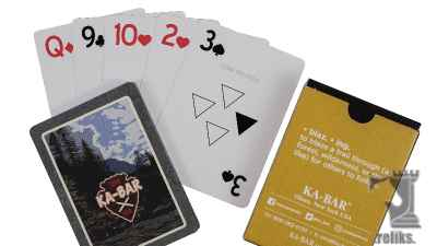 KaBar Playing Cards