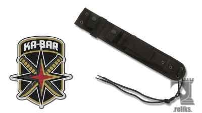 Cordura Ka-Bar Sheath