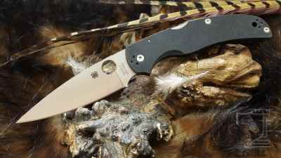 Native Chief Knife