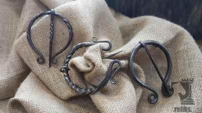 Cloak Pins